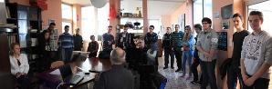 visite et conférence - locaux Météo France